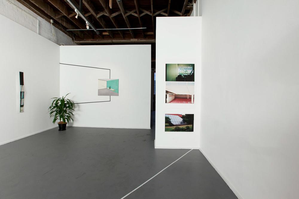 Eye Collective. Installation View. KINGS ARI. 2011