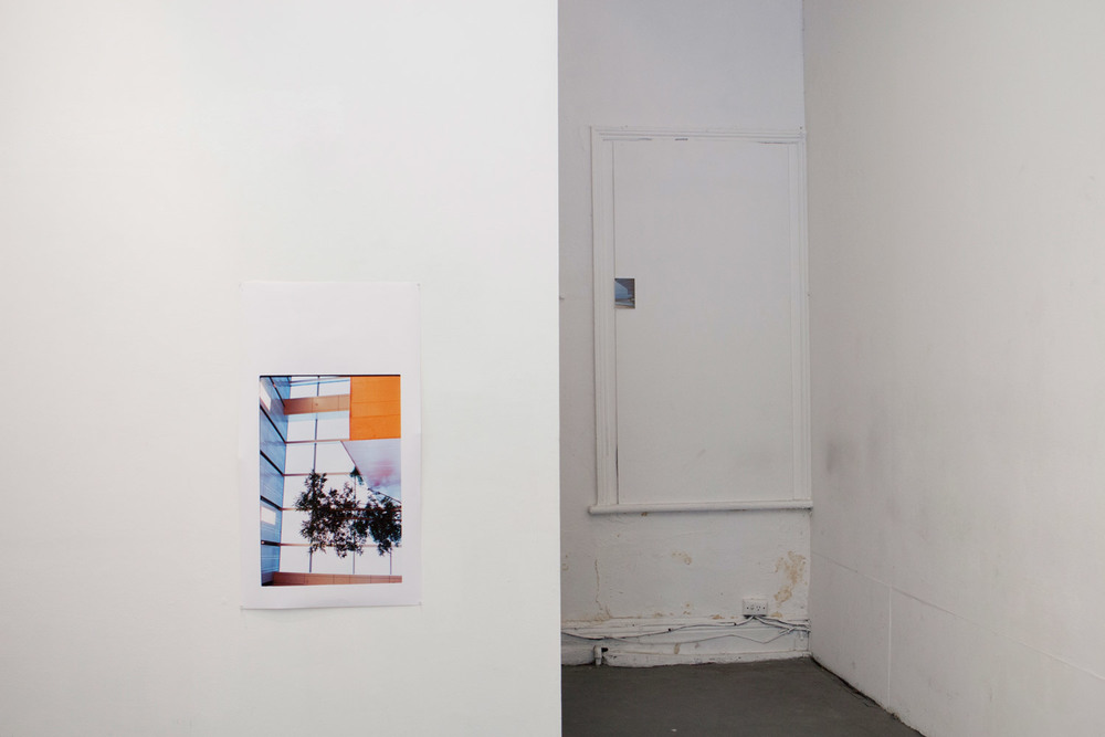 Installation View. Seventh Gallery. 2013