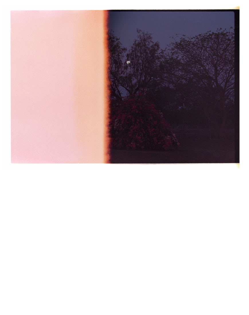 The moon was full 2013. Archival Inkjet Print on Hahnemühle Photo Rag. Edition of 5 + 2AP