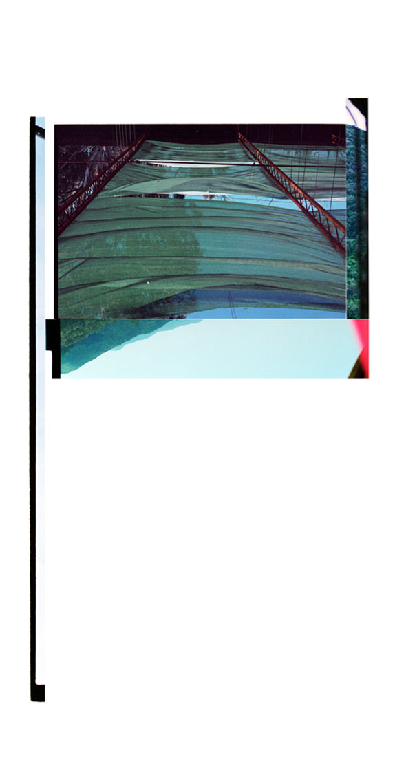 Architectural Details [Overlap]. 2007 – 2013. Archival inkjet print on hahnemühle photo rag. 64x112cm. Edition 5 + 2AP.