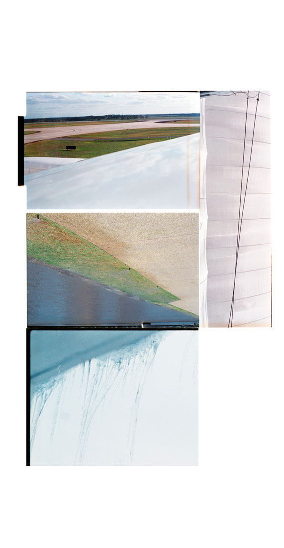 Alone, Aligned. 2007 – 2013. Archival Inkjet Print on Hahnemühle Photo Rag. 57x96cm. Edition of 5 + 2 AP.