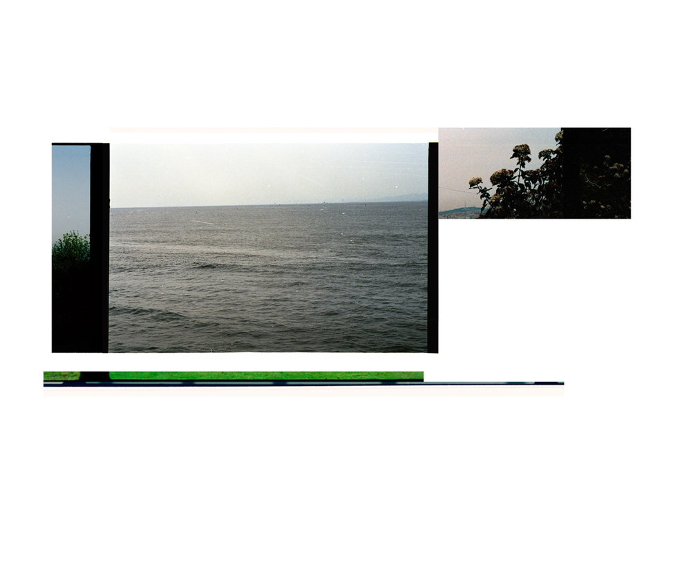 Sea, Side. 2008 - 2013.  Archival Inkjet Print on Hahnemühle Photo Rag. 85x65cm. Edition of 5 + 2AP.
