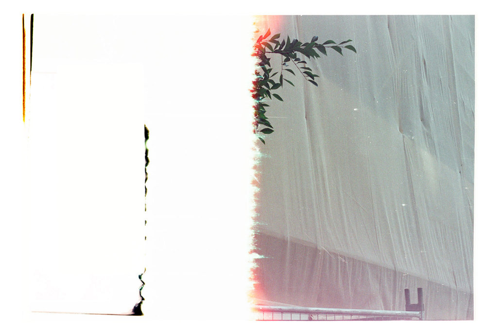 Variations/The Liminal Edge. 2015.