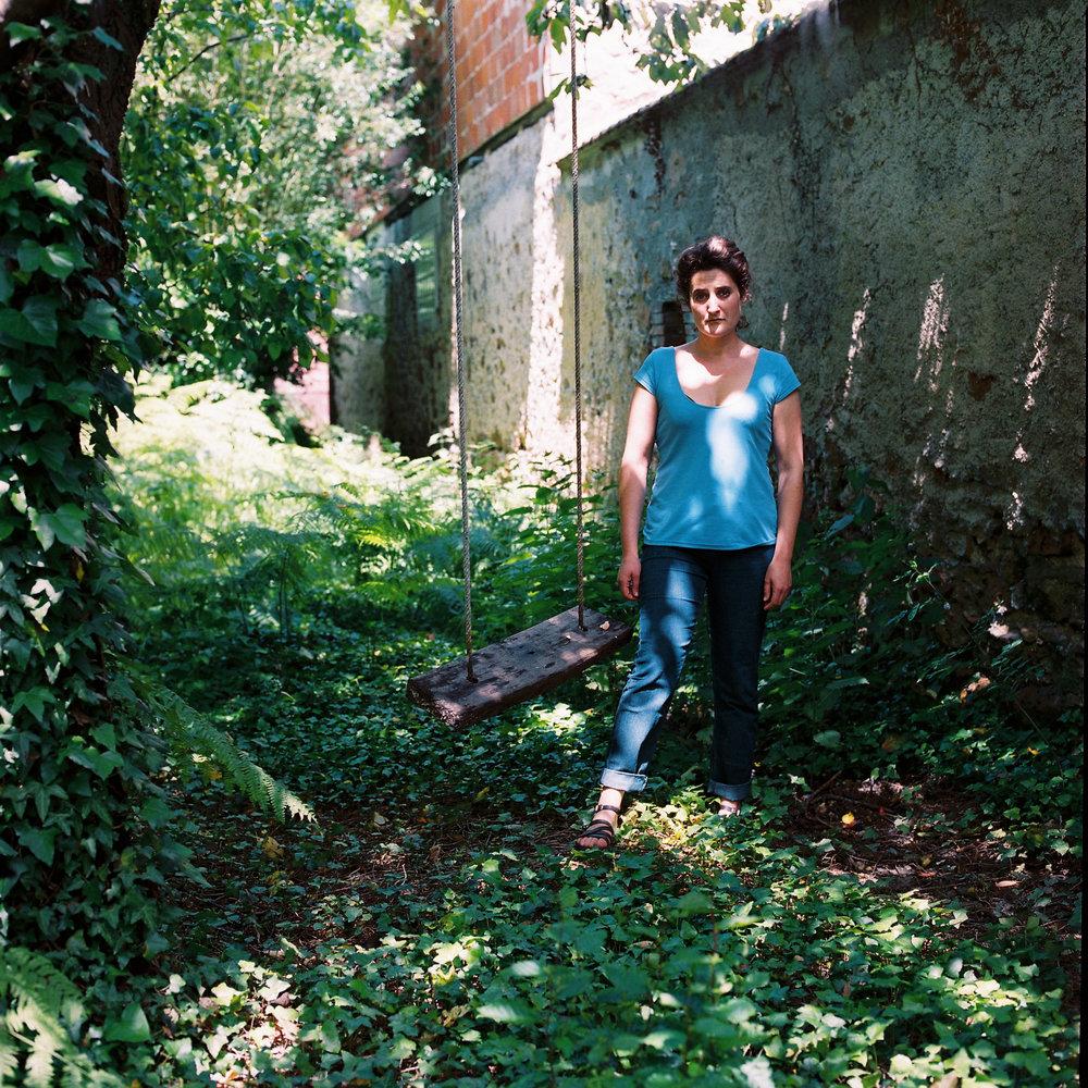 Gardener Archive. 2016. Mathilda in her garden in Marnay-Sur-Seine, France