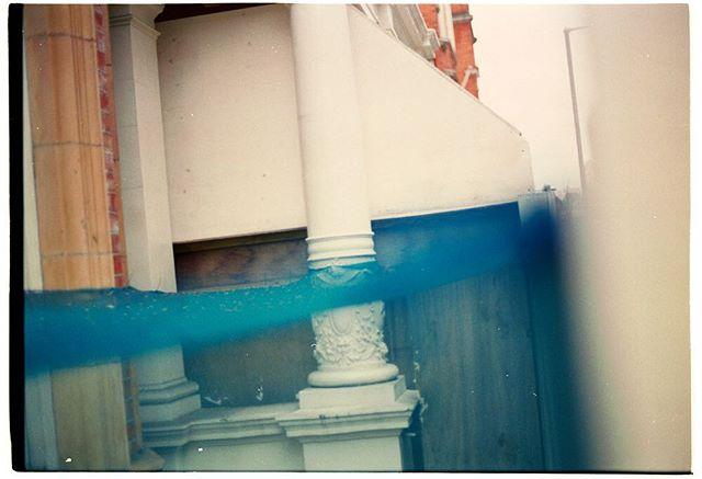 Balancing blue ~