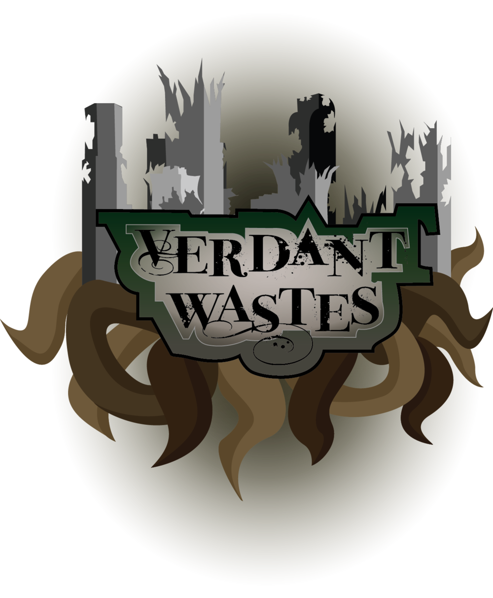 Verdant Wastes Full Logo