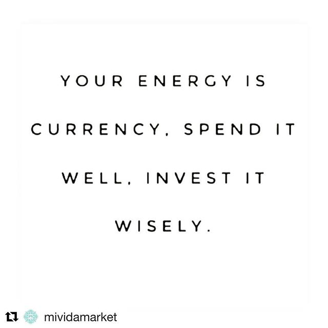 Thank you for the reminder, @mividamarket! ・・・ #tuesdaymotivation 🦋