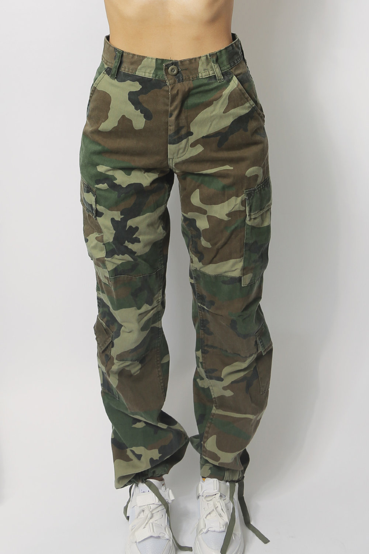 authentic vintage camo army pants — iamkoko.la b4696f7377d