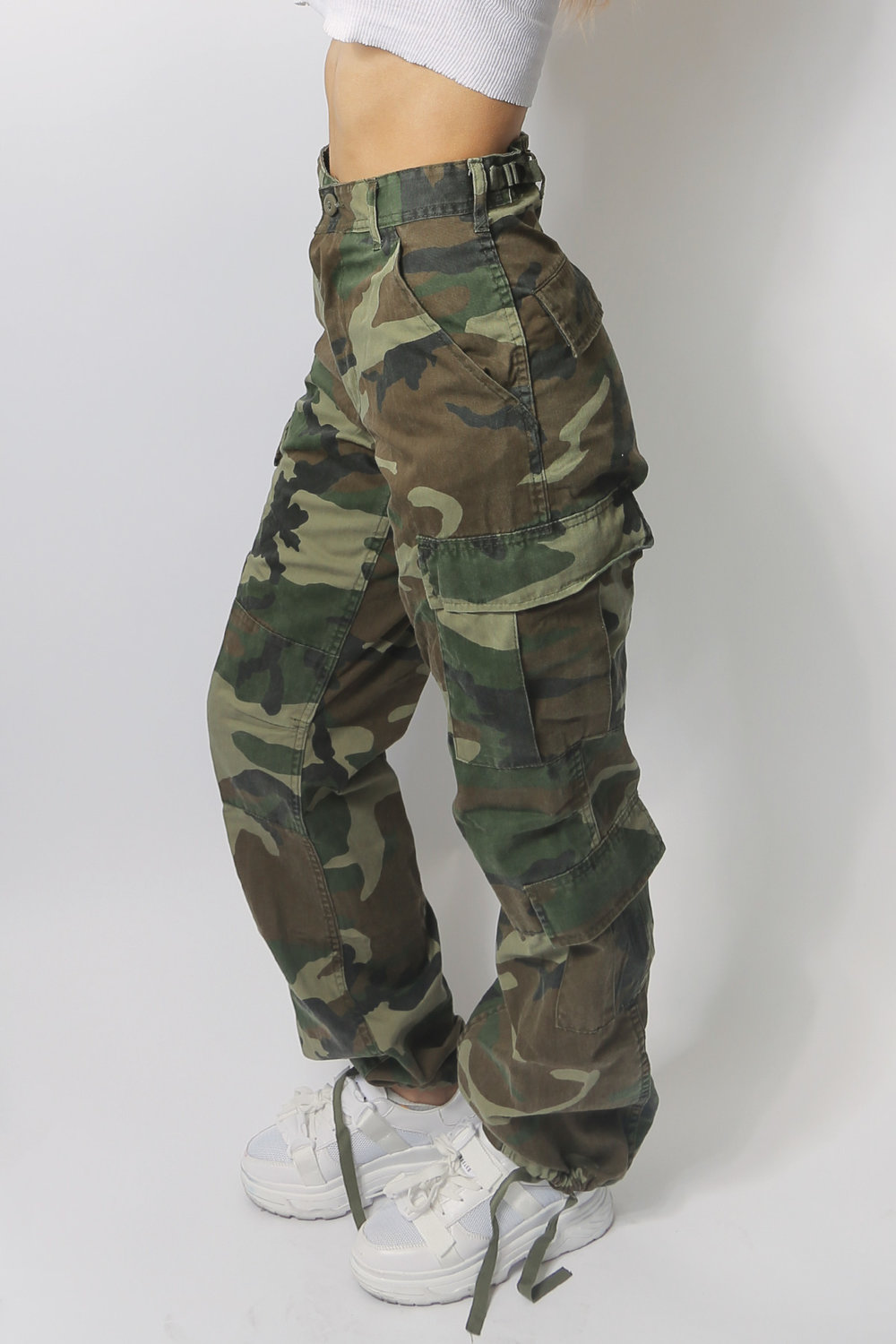 9ee3db8ee63 authentic vintage camo army pants — iamkoko.la