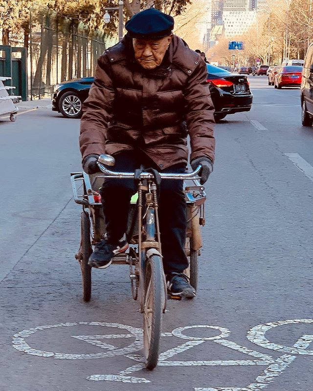 Ciclovia Beijing — view on Instagram  http://bit.ly/2sV2p3Q