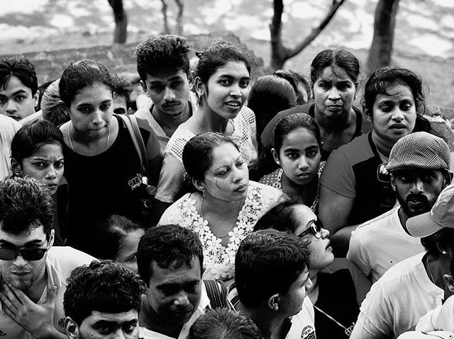 So many faces of Srilankans in such a small space. All of them trying to get to the top of the Sigiriya Rock.  #portrait #srilanka #srilankans #sigiryia #blackandwhitephoto #sri_lanka #travelphotography #southasia #subcontinent #asia #people #smiles #olympus #olympusomd #em5 #micro43rds #microfourthirds #microfournerds #lumixlens — view on Instagram  https://ift.tt/2zwRaVu