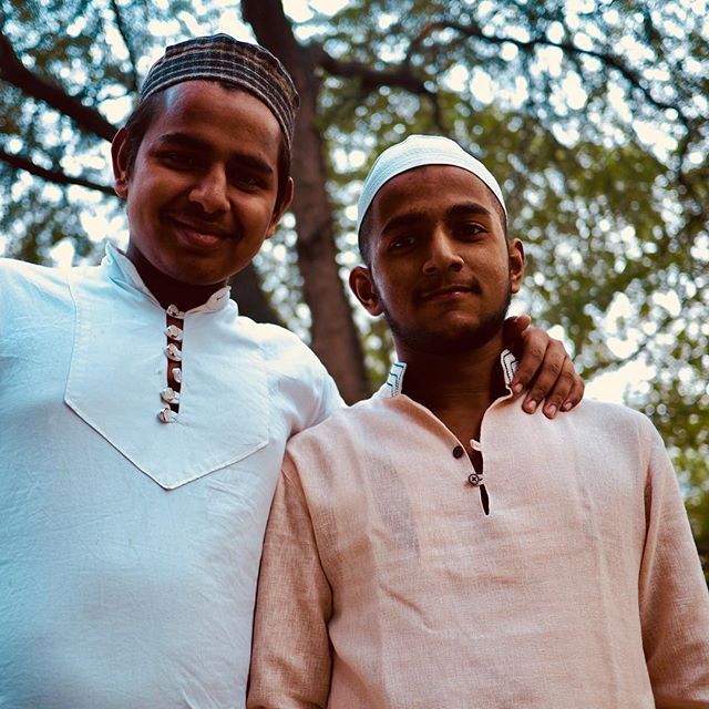 Eid Mubarak! Muslims boys. Humayun's Tomb. Delhi. #portrait #muslim #muslims #islamic #eid #humayuntomb #delhi #india #subcontinent #eid  #micro43rds #microfourthirds #olympus #olympuspen #penf #lumixlens #lumix20mm17 — view on Instagram  https://ift.tt/2yfrrQO