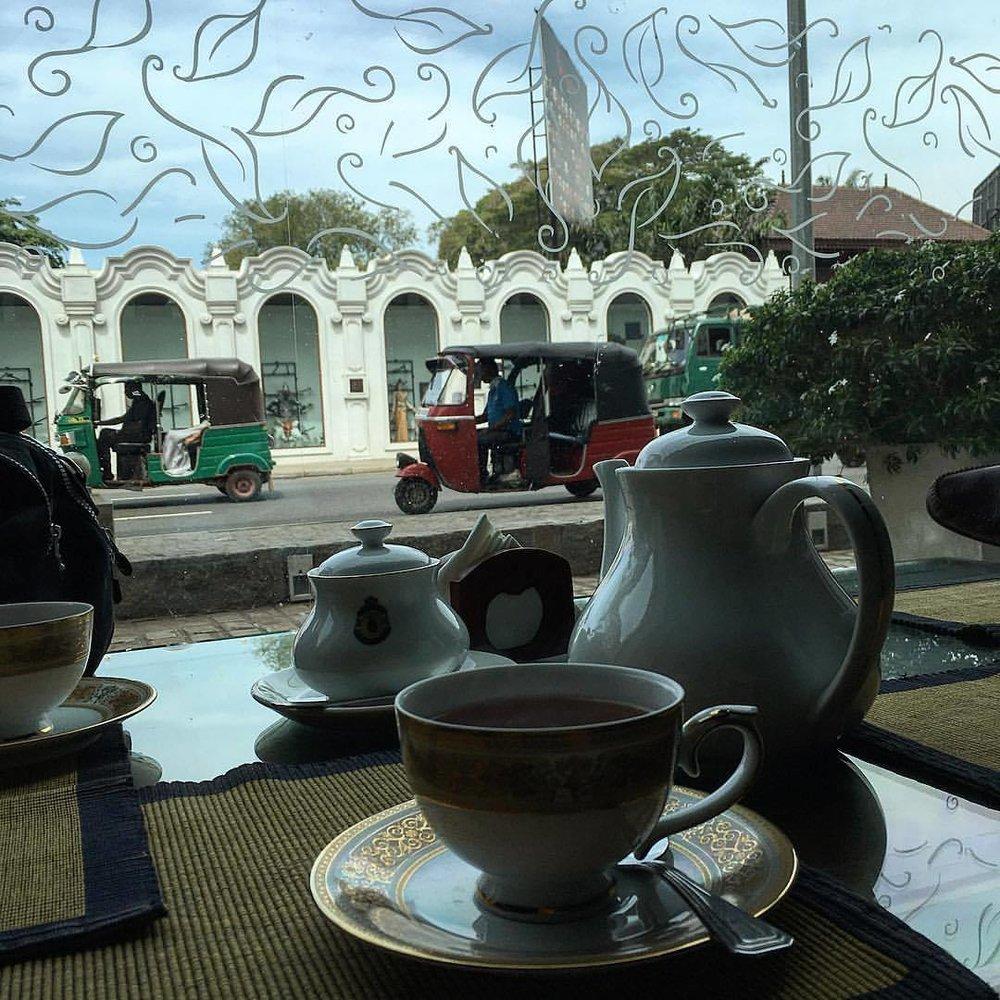 #Ceylon #colombo #tea #street_photography _#sri_lanka  (at Ceylon Tea Moments Colombo 7)