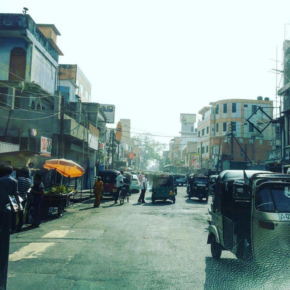 Deep Colombo.  (at Colombo, Sri Lanka)