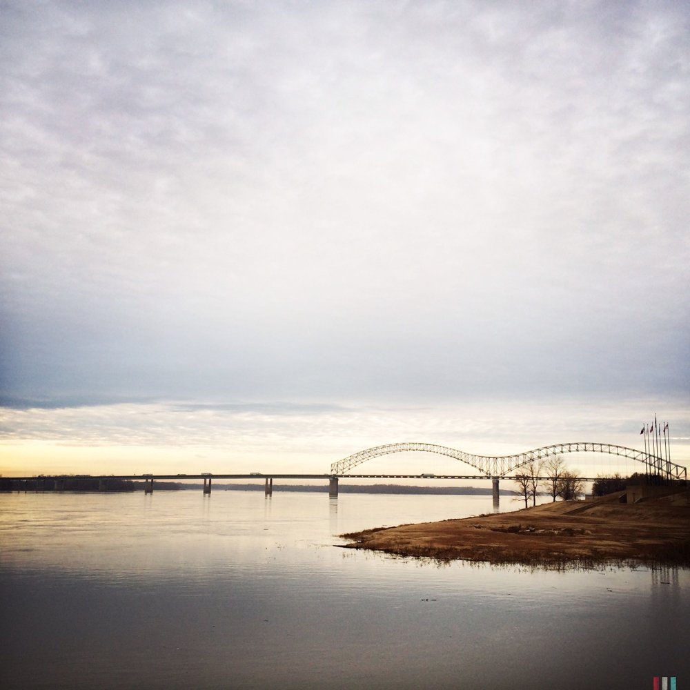 Mississippi View of Memphis