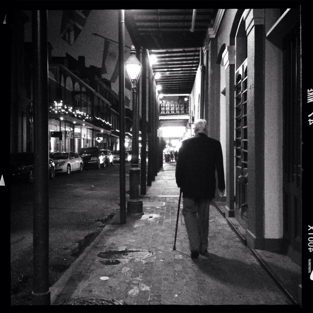Have a good night, folks. #nola #new_orleans #b&w