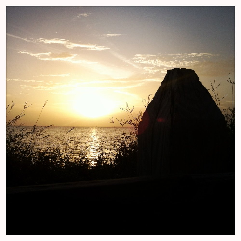 Sunset in #Key_Biscayne