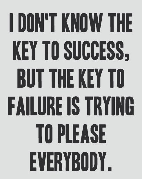 nevver :      The Key to Failure