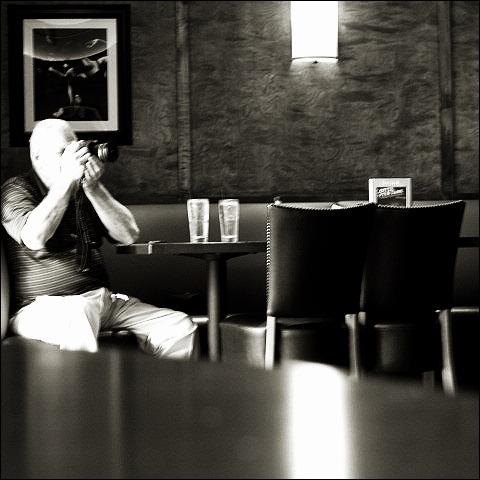 Le vieux photographe