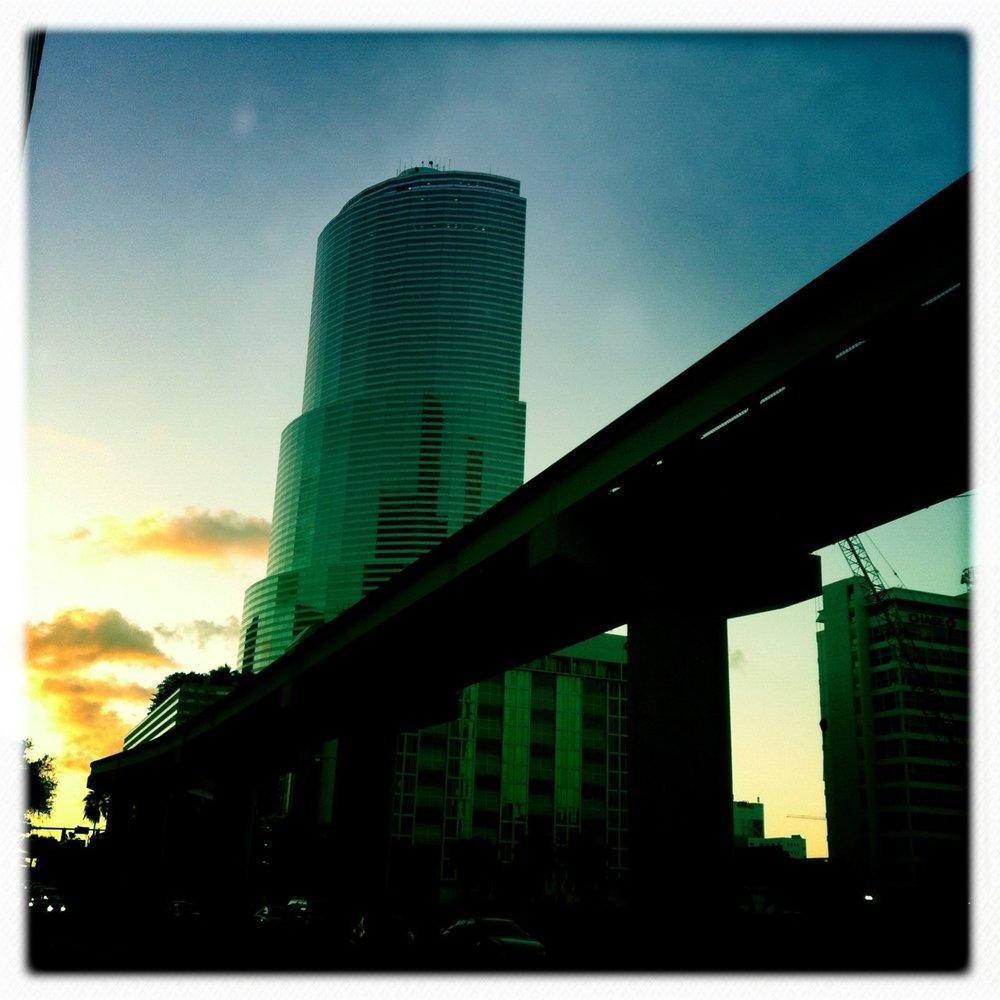 #downtown #metromover #miami