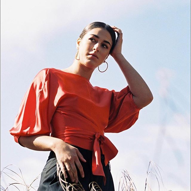 A W 1 9 | Film . L'avenir blouse  Available for preorder on-line now  Delivery and in-store @st.sebastian.studios end April