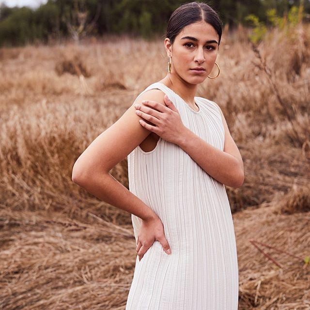 A W 1 9 | Libertè pleated maxi . Now available on-line