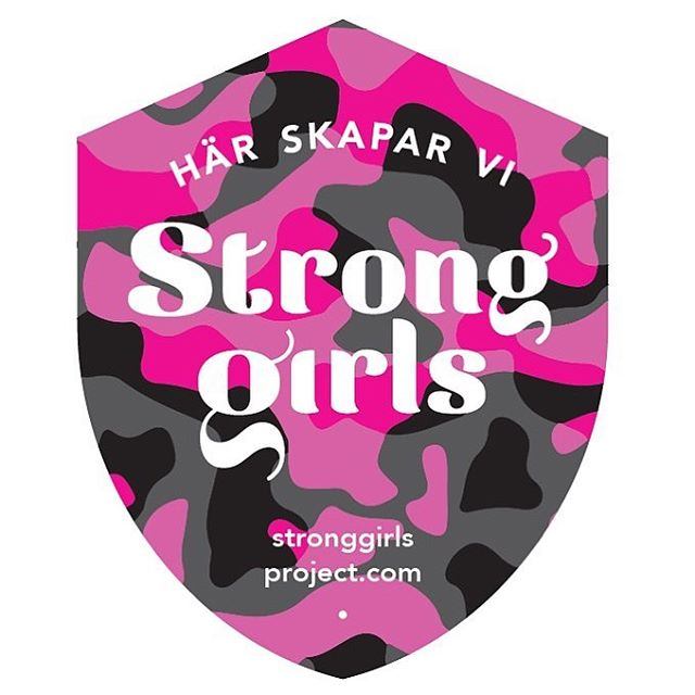#stronggirlsumeå #stronggirlsproject #arvsfonden
