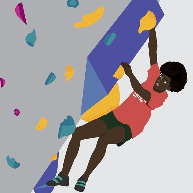 We are busy writing a Strong Girls hanbook for teachers, coaches and parents, this is another of the fantastic illustrations from the book! #stronggirlsproject #stronggirlsumeå #malisagmoen #arvsfonden