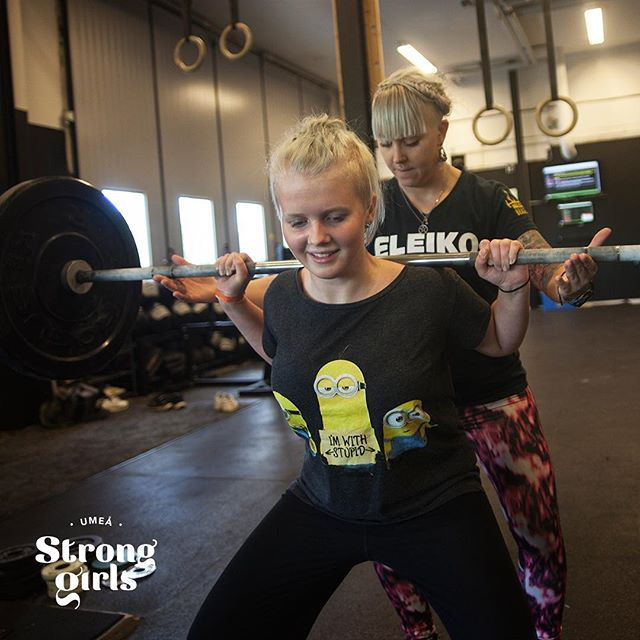 """The Strong Girls program gives girls the chance to become brave and powerful young women who understand their own strengths and abilities and make their own decisions. Our sports program is not focused on performance or being """"good"""" at physical activities, while Strong Girls helps build new physical skills the program is about so much more than sport! #stronggirlsproject #stronggirlsumeå #girlsinsport #arvsfonden  #svenskidrott #idrottföralla #idrottsförening #jamställdhet #girlsempowerment #girlsinthelead"""