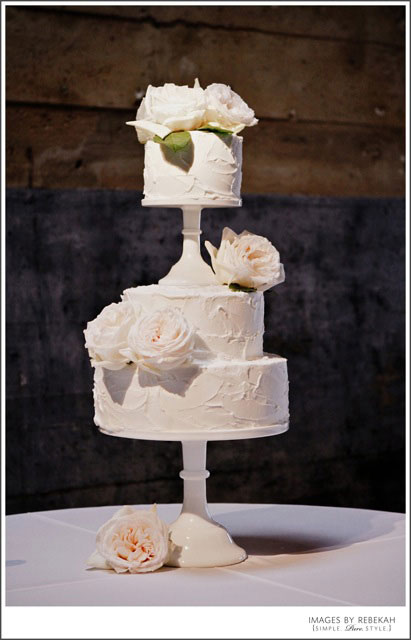 Jenny Layne Bakery Dallas DFW Wedding Cake 1