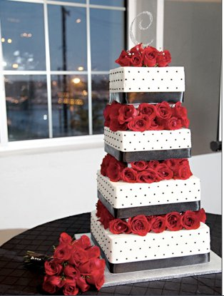 Jenny Layne Bakery Dallas DFW Wedding Cake 18