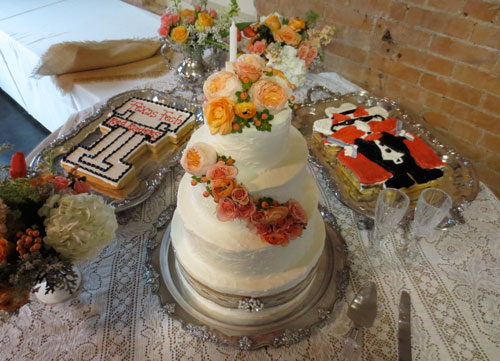 Jenny Layne Bakery Dallas DFW Wedding Cake 32