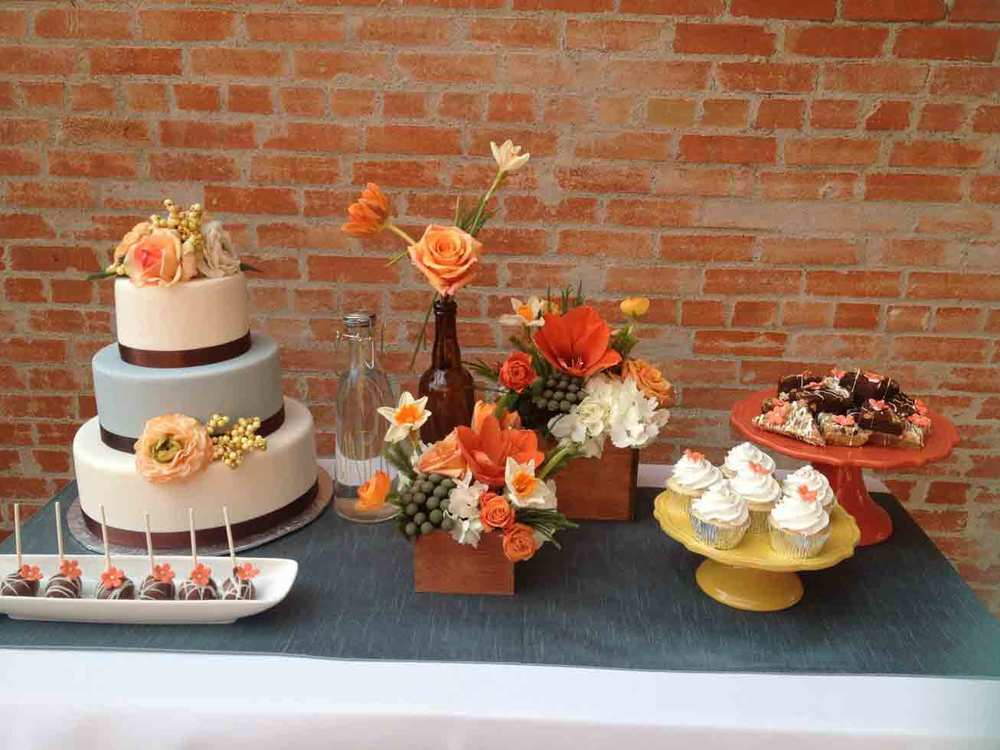 Jenny Layne Bakery Dallas DFW Wedding Cake 31