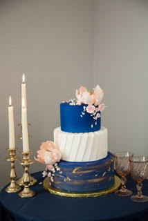 Jenny Layne Bakery Dallas DFW Wedding Cake 9