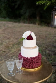 Jenny Layne Bakery Dallas DFW Wedding Cake 7