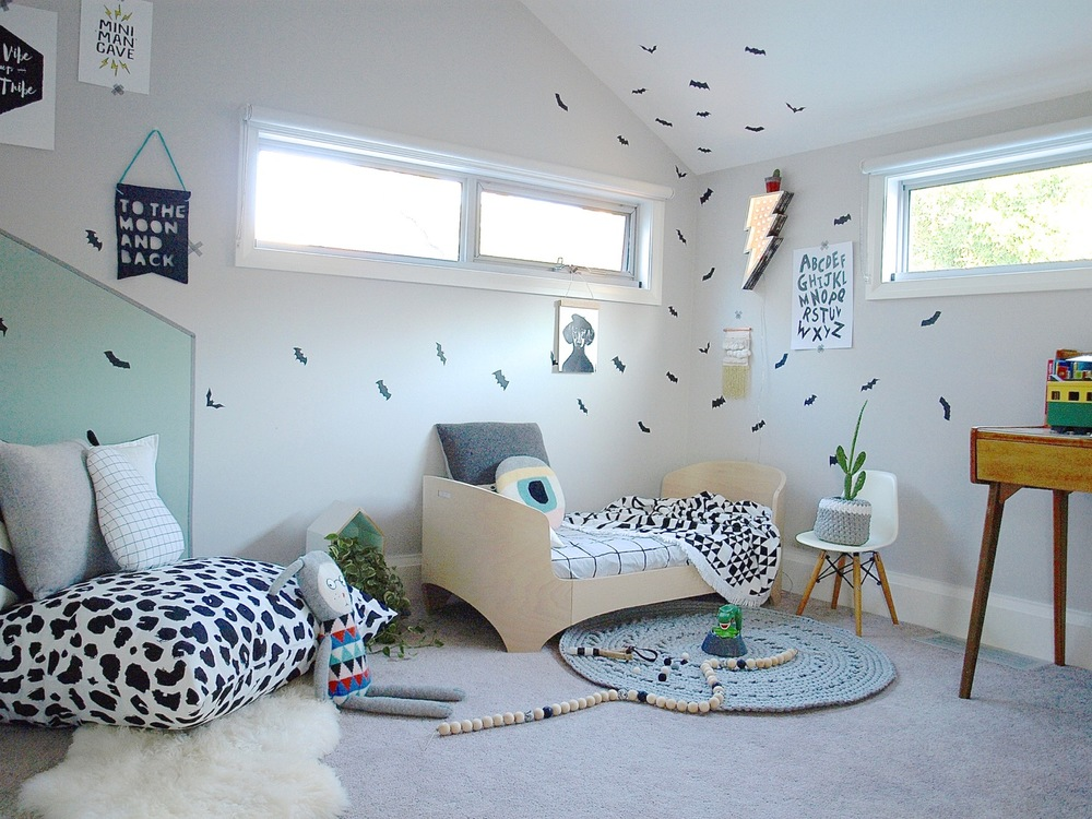 Boys bedroom photo