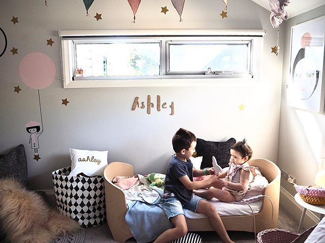Siblings playing together ❤️ #yellowdoordesigns #interiordesign #interiorstyling #kidsroom