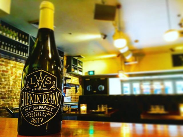 Get down and try this little LAS banger hot from the Margaret River thanks to @francaboutwine  It's a natty chenin blanc bursting to be ripped open, $90 for a 500ml bottle #luckartscience #anythingbut750 #fuckthatsdelicious #littlebanger