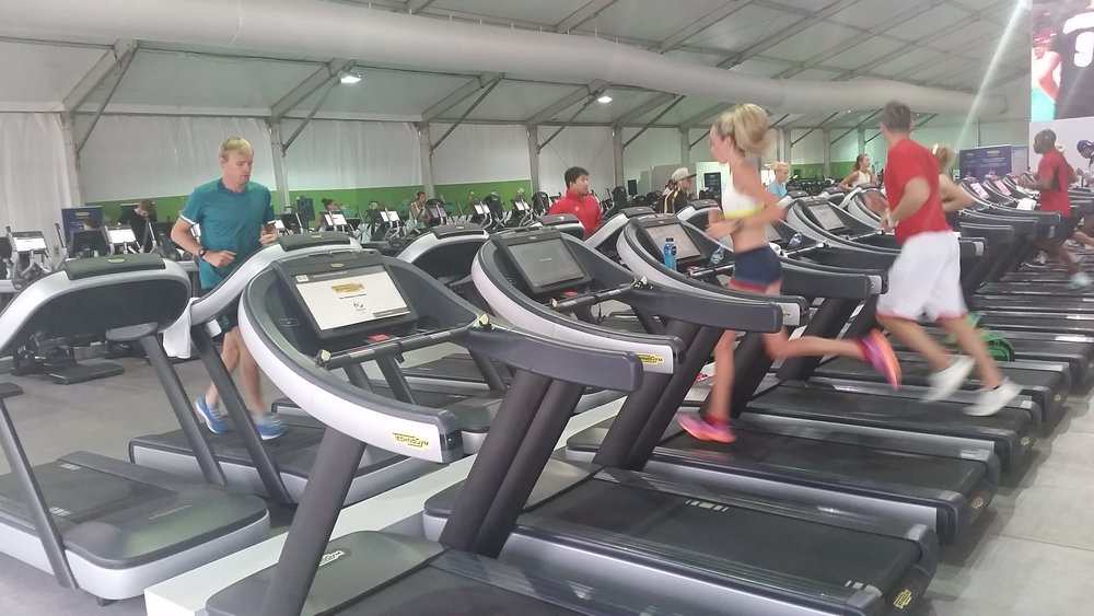 Les treadmills
