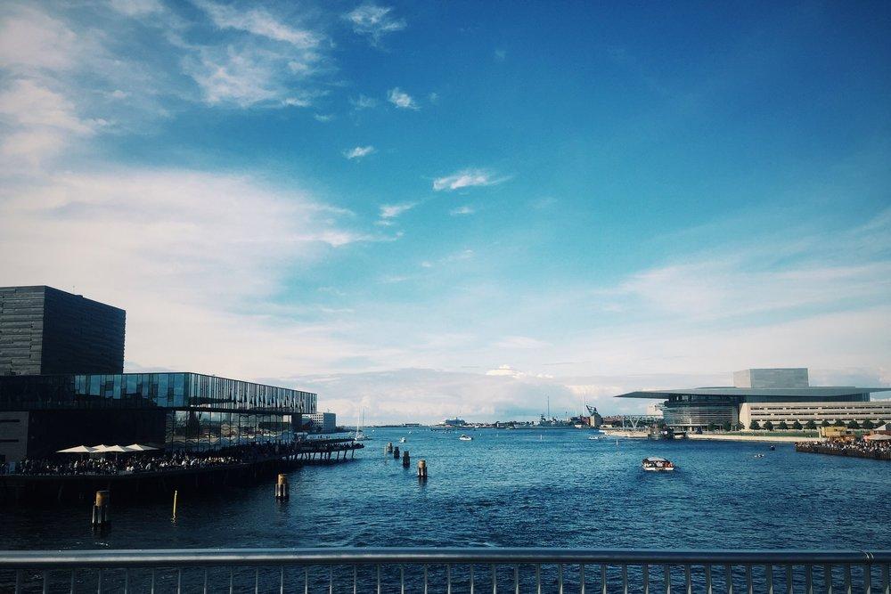 Inspired by Copenhagen