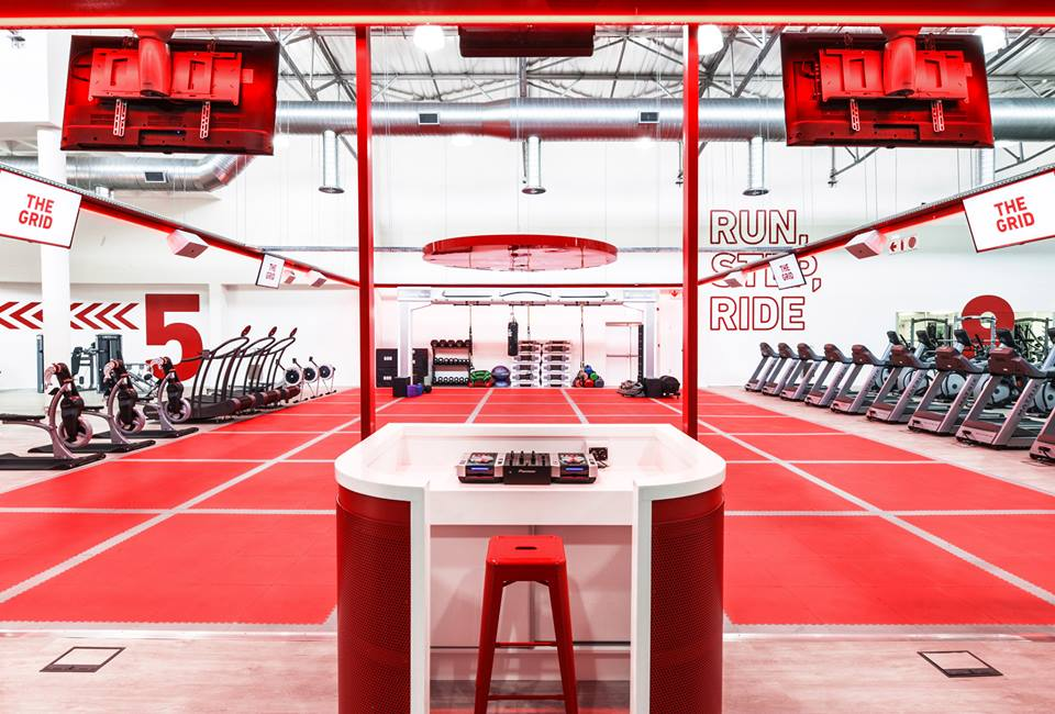 Fitness Fitout - Gym Flooring Fitout