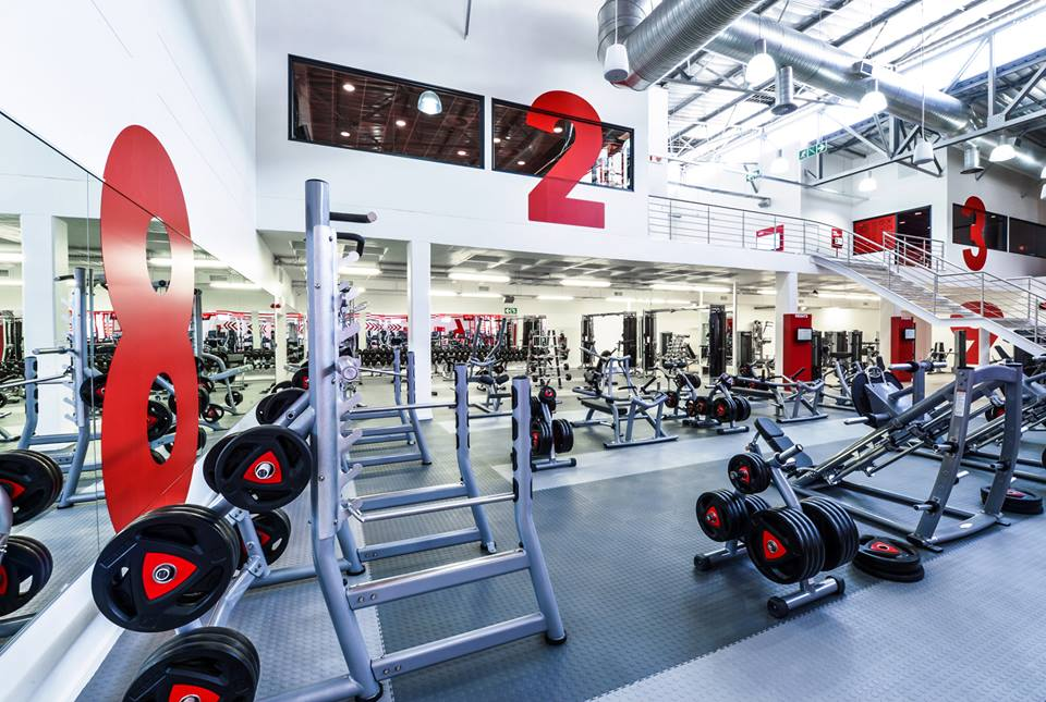 Fitness Fitout - Gym Equipment Fitout