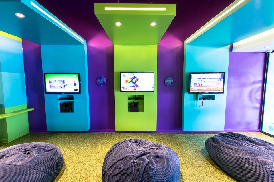 Fitness Fitout - Gym Play Area Fitout