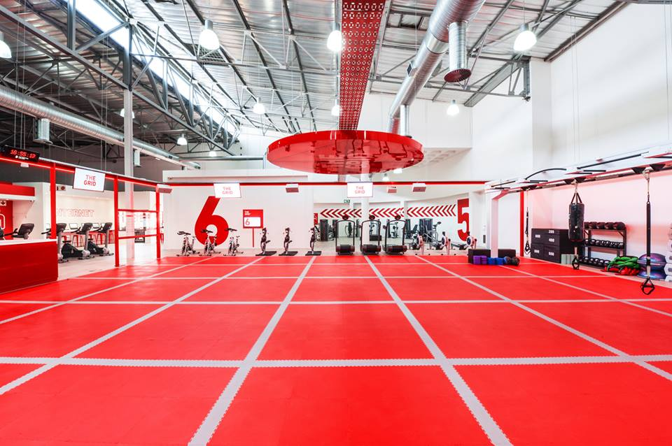 Fitness Fitout - Gym Floor Fitout