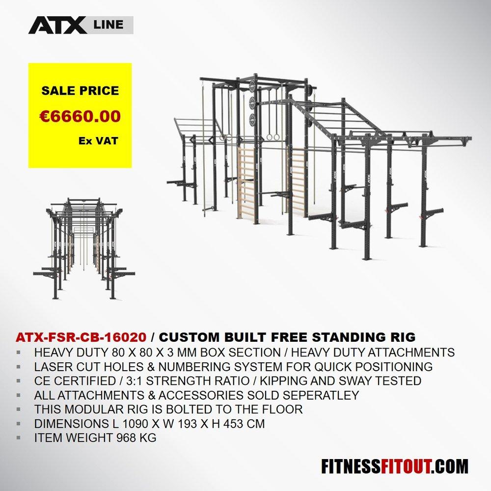 ATX  CUSTOM FREE STANDING RIG