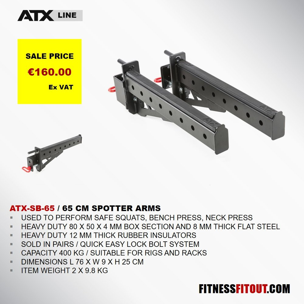 ATX  SPOTTER ARMS