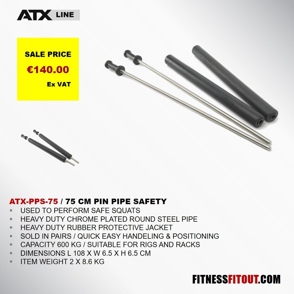 ATX  PIN PIPE SAFETY