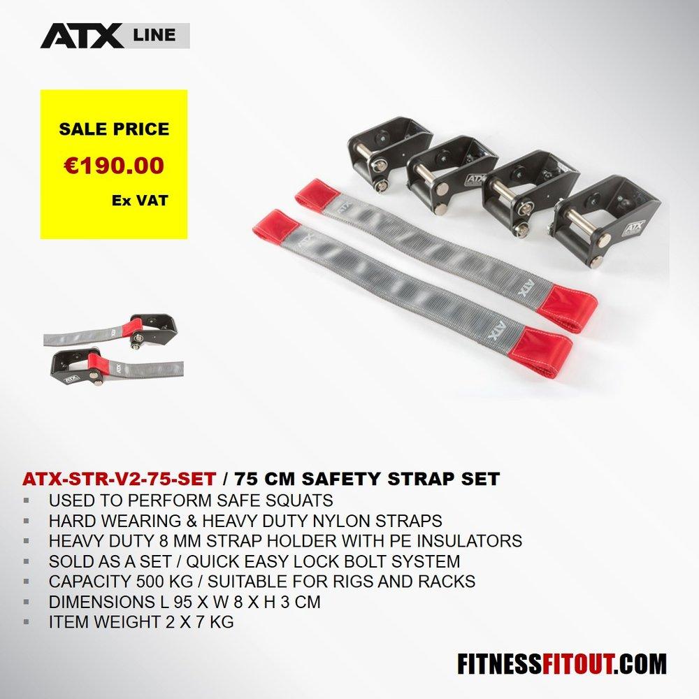 ATX  SAFETY STRAP SET