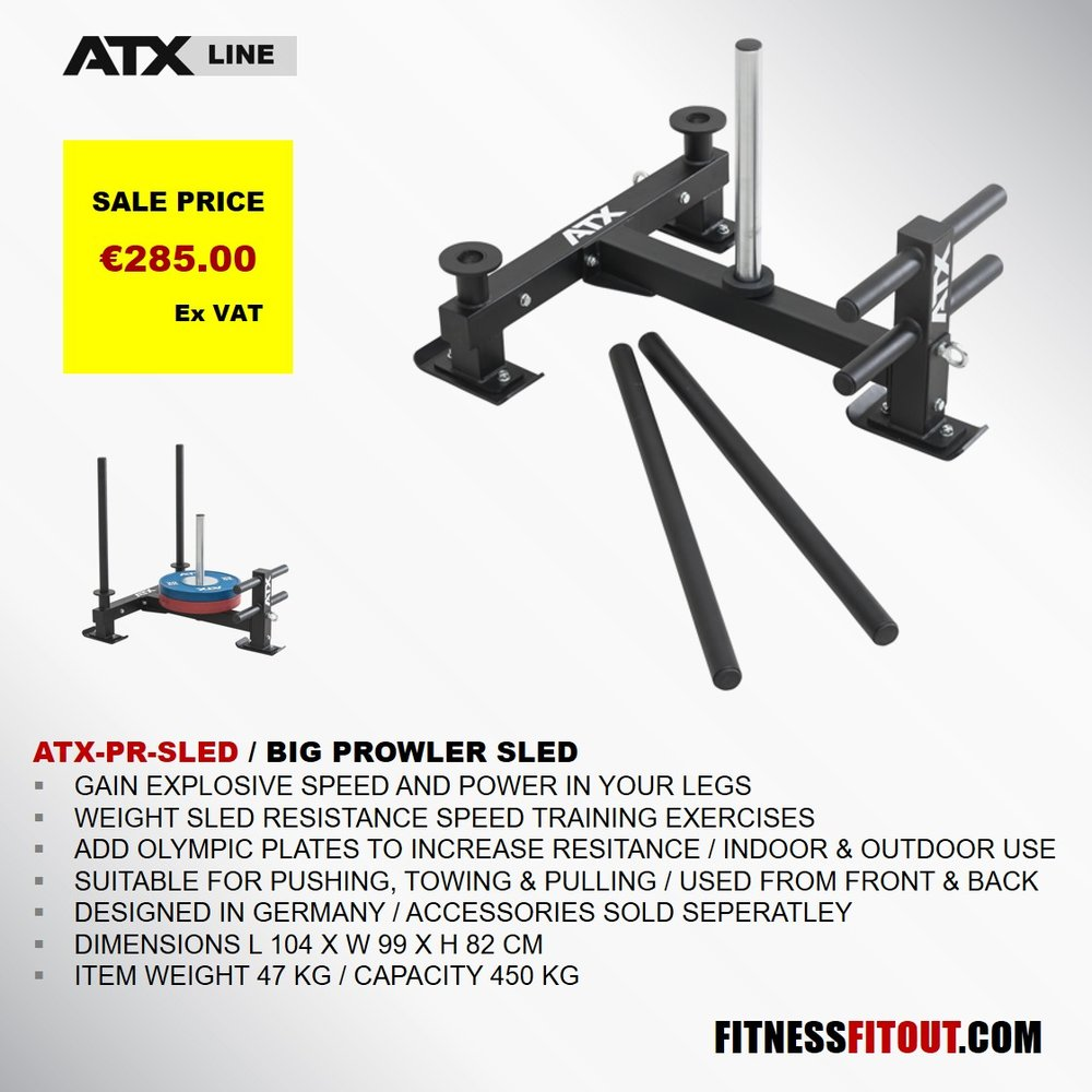 ATX  BIG PROWLER SLED