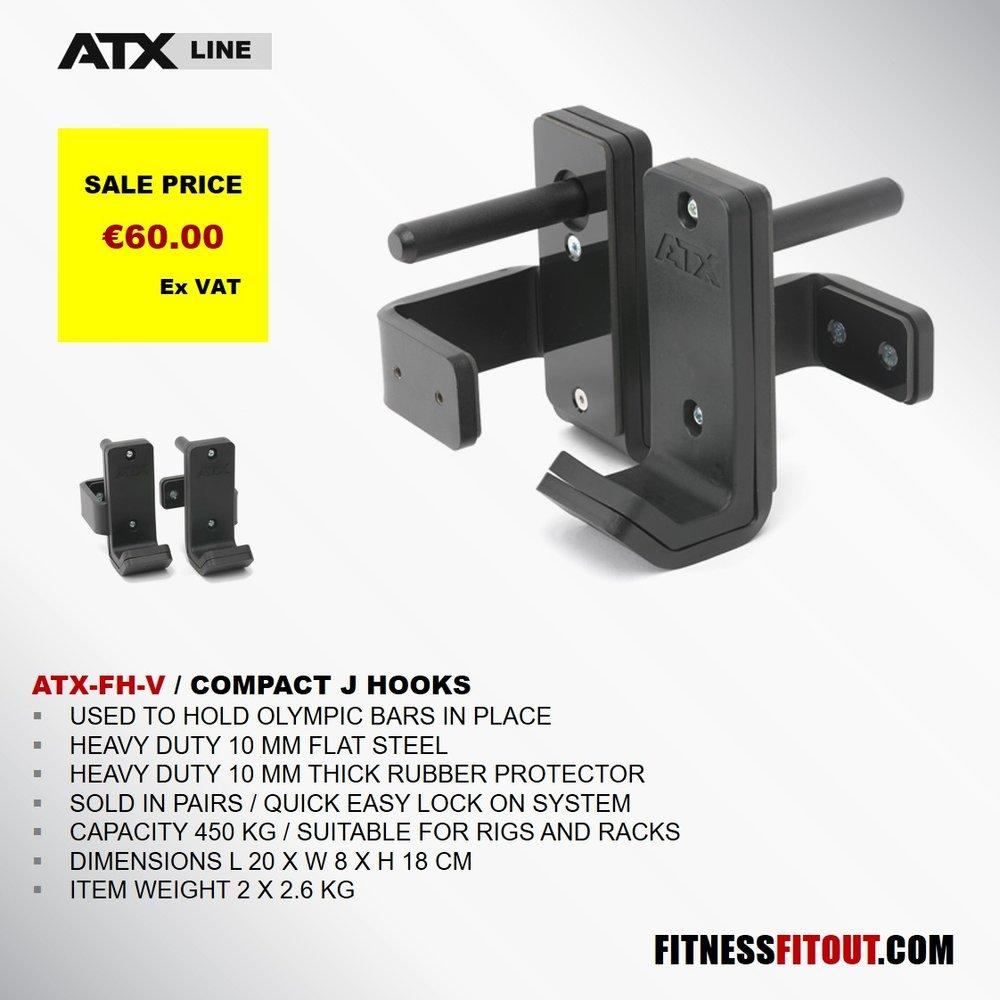 ATX  COMPACT J HOOKS